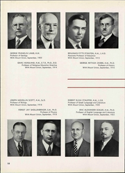 Page 14, 1942 Edition, Mount Union College - Unonian Yearbook (Alliance, OH) online yearbook collection