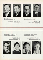 Page 16, 1942 Edition, Mount Union College - Unonian Yearbook (Alliance, OH) online yearbook collection