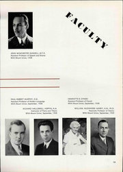 Page 17, 1942 Edition, Mount Union College - Unonian Yearbook (Alliance, OH) online yearbook collection