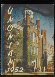 Mount Union College - Unonian Yearbook (Alliance, OH) online yearbook collection, 1952 Edition, Page 1