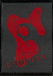 Page 1, 1954 Edition, Mount Union College - Unonian Yearbook (Alliance, OH) online yearbook collection