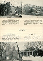 Page 10, 1954 Edition, Mount Union College - Unonian Yearbook (Alliance, OH) online yearbook collection