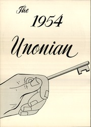 Page 6, 1954 Edition, Mount Union College - Unonian Yearbook (Alliance, OH) online yearbook collection