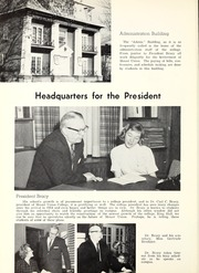 Page 12, 1961 Edition, Mount Union College - Unonian Yearbook (Alliance, OH) online yearbook collection