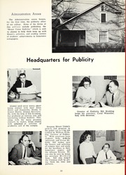 Page 17, 1961 Edition, Mount Union College - Unonian Yearbook (Alliance, OH) online yearbook collection