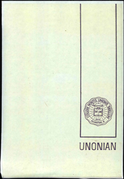1966 Edition, Mount Union College - Unonian Yearbook (Alliance, OH)