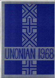 Page 1, 1968 Edition, Mount Union College - Unonian Yearbook (Alliance, OH) online yearbook collection