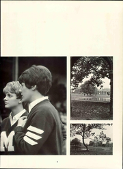 Page 11, 1968 Edition, Mount Union College - Unonian Yearbook (Alliance, OH) online yearbook collection