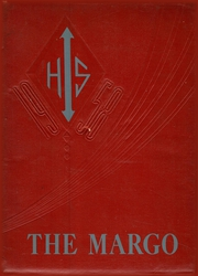 1958 Edition, Washington Township High School - Maroon and Gold Yearbook (Iberia, OH)