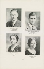 Page 12, 1932 Edition, Mount Vernon Academy - Treasure Chest Yearbook (Mount Vernon, OH) online yearbook collection
