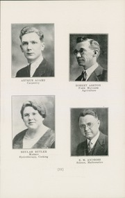 Page 13, 1932 Edition, Mount Vernon Academy - Treasure Chest Yearbook (Mount Vernon, OH) online yearbook collection