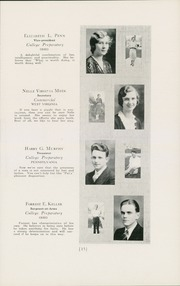 Page 17, 1932 Edition, Mount Vernon Academy - Treasure Chest Yearbook (Mount Vernon, OH) online yearbook collection