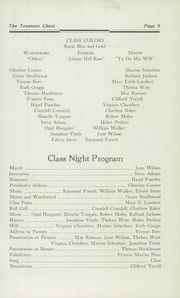 Page 17, 1935 Edition, Mount Vernon Academy - Treasure Chest Yearbook (Mount Vernon, OH) online yearbook collection