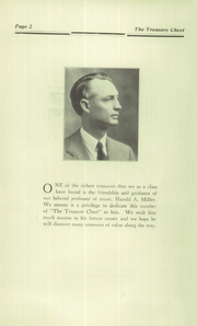 Page 6, 1935 Edition, Mount Vernon Academy - Treasure Chest Yearbook (Mount Vernon, OH) online yearbook collection