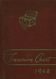 1948 Edition, Mount Vernon Academy - Treasure Chest Yearbook (Mount Vernon, OH)