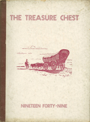 1949 Edition, Mount Vernon Academy - Treasure Chest Yearbook (Mount Vernon, OH)