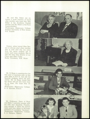 Page 11, 1951 Edition, Mount Vernon Academy - Treasure Chest Yearbook (Mount Vernon, OH) online yearbook collection