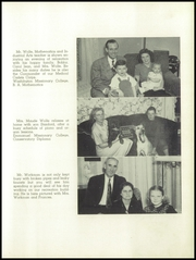 Page 15, 1951 Edition, Mount Vernon Academy - Treasure Chest Yearbook (Mount Vernon, OH) online yearbook collection