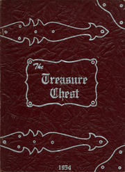 1954 Edition, Mount Vernon Academy - Treasure Chest Yearbook (Mount Vernon, OH)