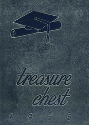 1955 Edition, Mount Vernon Academy - Treasure Chest Yearbook (Mount Vernon, OH)