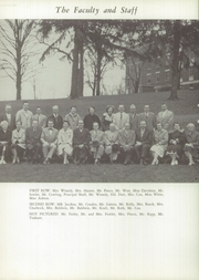 Page 12, 1958 Edition, Mount Vernon Academy - Treasure Chest Yearbook (Mount Vernon, OH) online yearbook collection