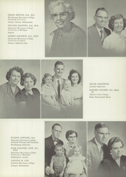 Page 13, 1958 Edition, Mount Vernon Academy - Treasure Chest Yearbook (Mount Vernon, OH) online yearbook collection