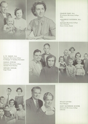 Page 14, 1958 Edition, Mount Vernon Academy - Treasure Chest Yearbook (Mount Vernon, OH) online yearbook collection
