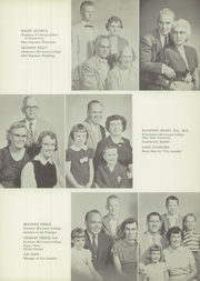 Page 15, 1958 Edition, Mount Vernon Academy - Treasure Chest Yearbook (Mount Vernon, OH) online yearbook collection