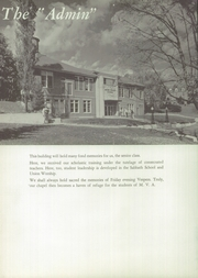 Page 6, 1958 Edition, Mount Vernon Academy - Treasure Chest Yearbook (Mount Vernon, OH) online yearbook collection