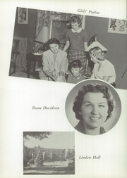 Page 8, 1958 Edition, Mount Vernon Academy - Treasure Chest Yearbook (Mount Vernon, OH) online yearbook collection