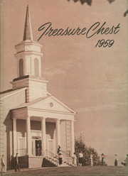 1959 Edition, Mount Vernon Academy - Treasure Chest Yearbook (Mount Vernon, OH)