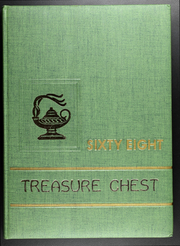 1968 Edition, Mount Vernon Academy - Treasure Chest Yearbook (Mount Vernon, OH)