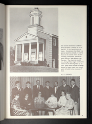 Page 11, 1969 Edition, Mount Vernon Academy - Treasure Chest Yearbook (Mount Vernon, OH) online yearbook collection