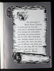 Page 5, 1969 Edition, Mount Vernon Academy - Treasure Chest Yearbook (Mount Vernon, OH) online yearbook collection