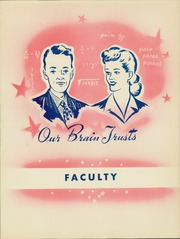 Page 11, 1946 Edition, Nova High School - Trojan Yearbook (Nova, OH) online yearbook collection