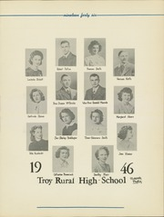 Page 17, 1946 Edition, Nova High School - Trojan Yearbook (Nova, OH) online yearbook collection
