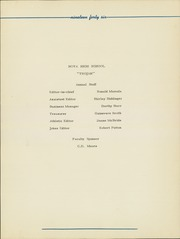 Page 5, 1946 Edition, Nova High School - Trojan Yearbook (Nova, OH) online yearbook collection