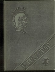 Page 1, 1949 Edition, York Township High School - Talisman Yearbook (Van Wert, OH) online yearbook collection