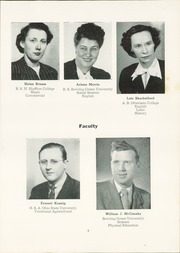 Page 13, 1949 Edition, York Township High School - Talisman Yearbook (Van Wert, OH) online yearbook collection