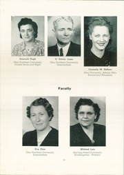 Page 14, 1949 Edition, York Township High School - Talisman Yearbook (Van Wert, OH) online yearbook collection