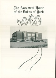Page 6, 1949 Edition, York Township High School - Talisman Yearbook (Van Wert, OH) online yearbook collection