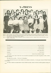 Page 42, 1953 Edition, York Township High School - Talisman Yearbook (Van Wert, OH) online yearbook collection