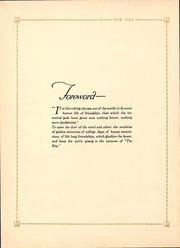 Page 5, 1924 Edition, Bowling Green State University - Key Yearbook (Bowling Green, OH) online yearbook collection