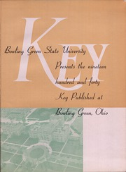 Page 7, 1940 Edition, Bowling Green State University - Key Yearbook (Bowling Green, OH) online yearbook collection