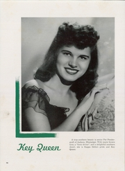 Page 100, 1947 Edition, Bowling Green State University - Key Yearbook (Bowling Green, OH) online yearbook collection