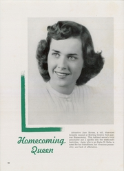 Page 102, 1947 Edition, Bowling Green State University - Key Yearbook (Bowling Green, OH) online yearbook collection
