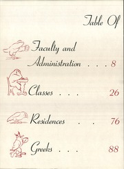 Page 10, 1948 Edition, Bowling Green State University - Key Yearbook (Bowling Green, OH) online yearbook collection