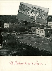 Page 8, 1948 Edition, Bowling Green State University - Key Yearbook (Bowling Green, OH) online yearbook collection