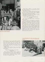 Page 17, 1951 Edition, Bowling Green State University - Key Yearbook (Bowling Green, OH) online yearbook collection