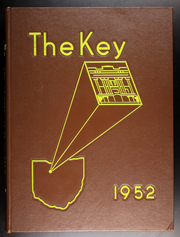 1952 Edition, Bowling Green State University - Key Yearbook (Bowling Green, OH)